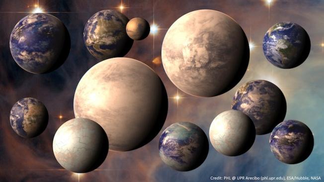 Image Credit: PHL@UHR Aricebo via Astrobiology Magazine