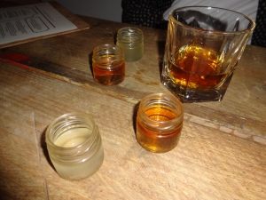Pickebacks and a doomed Buffalo Trace double Photo: PK Read