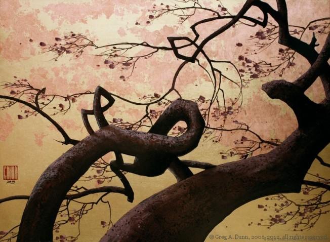 Japanese Maple Artist: Gregg Dunn
