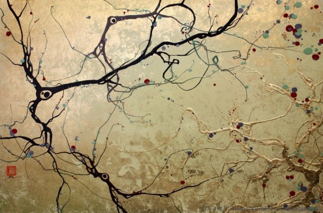 Synaptogenesis Artist: Gregg Dunn