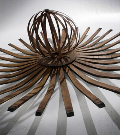 Barrel Art Source: Storm Thorgerson / Johnson Banks