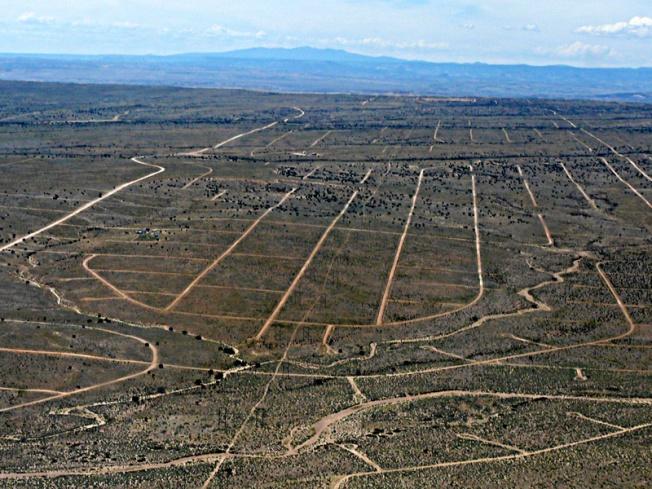 Room to grow Albuquerque, New Mexico Source: Ecoflight
