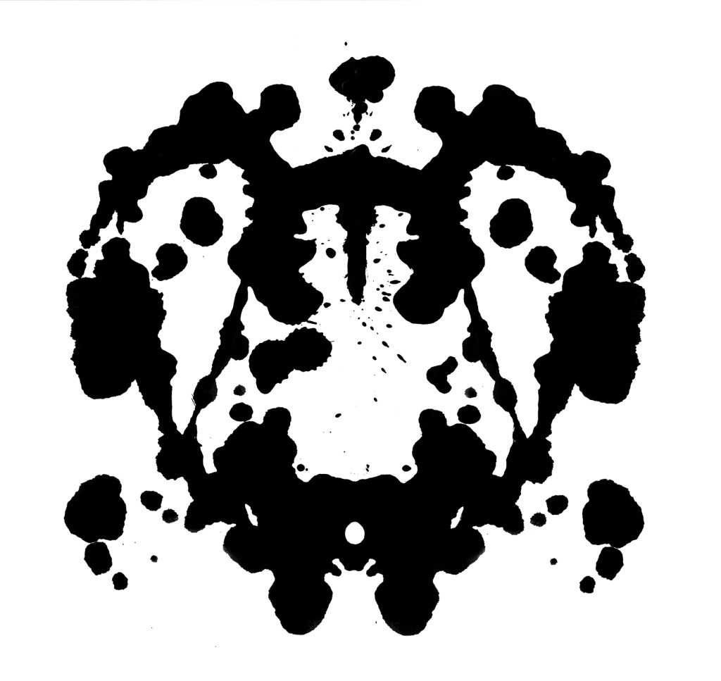 This Ink Blot Personality Test Is Frighteningly Accurate