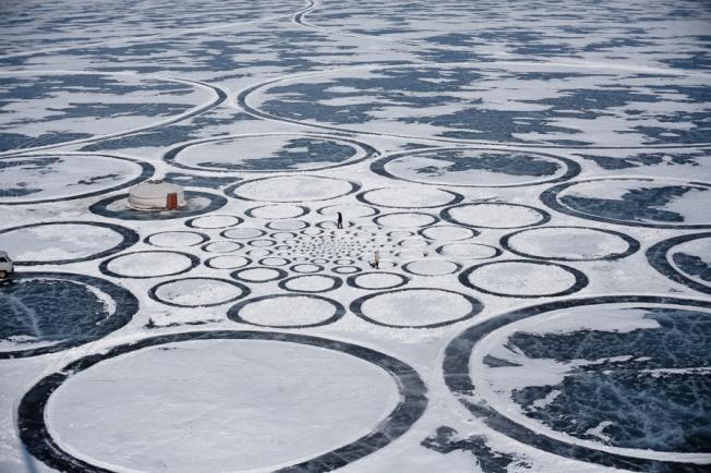 Lake Baikal, Siberia Source: Jim Denevan