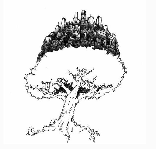 Civilization Tree Artist: Robobenito