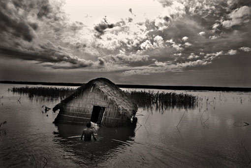 From the photo series 'A Tale of Paradise Lost—Climate Refugees in Bangladesh' Photo: Munem Wasif