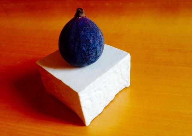 The thumb-sized fig. Photos: PKR